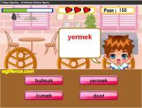 Türkçe Zıt Anlamlı Kelime Oyunu